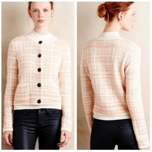 Knitted & Knotted Boucle Sweater Womens Size XXS